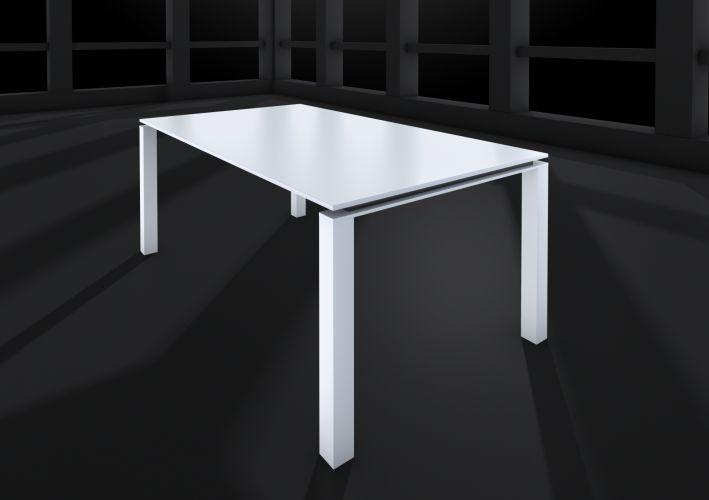 Hund-Schreibtisch-Plano