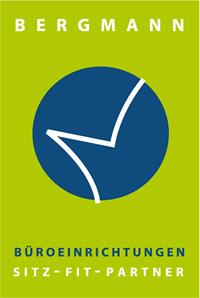 Bürostuhl Stuttgart von Bergmann-Logo