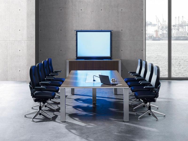Bürostuhl Stuttgart Stuhlreihe 1