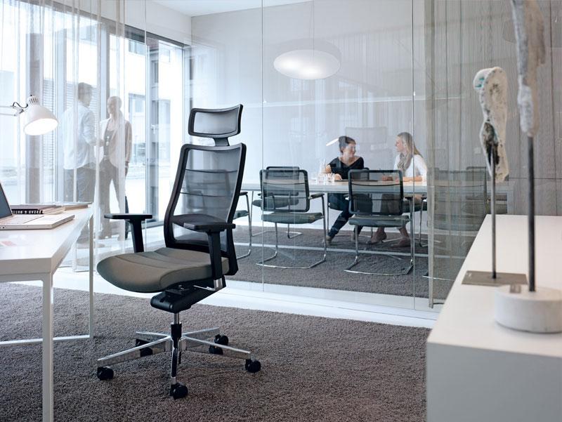 Bürostuhl Ludwigsburg Stuhlreihe 2